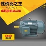 樂山電機 力達三相異步電機YE2-160L-4高性價比