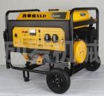 5kw便携静音汽油发电机 220v家用小型发电机