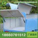 电动自卸式垃圾车价格