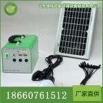 山东绿倍LB-5W(4AH)迷你型太阳能发电系统