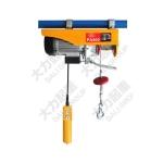 PA400微型电动葫芦 小型商场民用电动葫芦