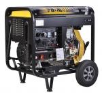 伊藤190A柴油发电电焊一体机