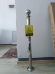 寧夏加油站防爆人體靜電消除器