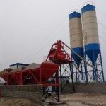 厂家供货HZS35混凝土搅拌机 质量过硬