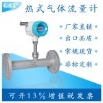 重庆青天特克质量流量计热式气体质流量计压缩空气流量计