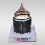 成都德源中压电缆 YJV22-26/35KV-3×300型