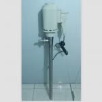 雨心LT-SHS316-45型防爆型插桶泵(电动化工防腐蚀桶