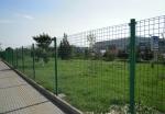 护栏网。市政防护网。双边丝网
