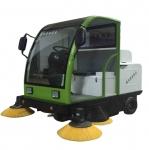 青岛电动扫地机自动扫地车驾驶式扫地机