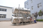 廠家直銷 1000型不銹鋼 雙層水浴式殺菌鍋 肉制品殺菌