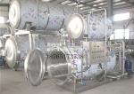 食品殺菌釜,優質高溫殺菌鍋,殺菌釜價格,900雙層水浴式殺菌