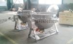 电加热夹层锅,卤制品夹层锅蒸煮锅