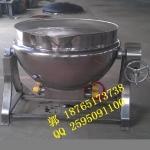电加热夹层锅,食品蒸煮锅,可倾夹层锅