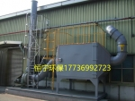 化工厂有机废气处理设备车间烟气粉尘净化治理方案