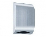 不锈钢擦手纸巾箱