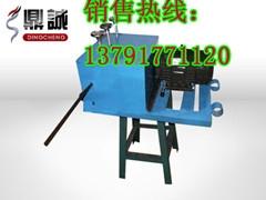 最低价钢绞线穿线机30米/一分钟钢绞线穿束机厂家