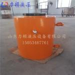 山东力顿定制QF大吨位液压油缸 分离式同步电动液压缸