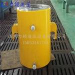山东供应QF液压油缸 大吨位分离式双向液压缸