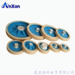 安讯圆盘形板式高频高功率陶瓷电容器