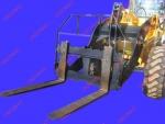 小装载机一机多用小铲车改装叉车厂家