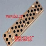 滑动轴承10-1锡青铜自润滑滑板