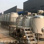 徐州小型精釀啤酒設備多少錢自釀鮮啤設備廠家
