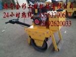 河南省焦作市手扶式柴油单轮压路机