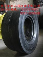 河北省邢台市徐工铣刨机轮胎
