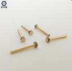 铜螺丝件加工  深圳精密不锈钢铜螺丝车件加工厂家来样定做