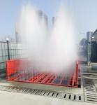 宜宾建筑工地洗车机设备系统安装