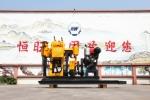 廠家直銷HW-190地質勘探鉆機 柴油勘探鉆機 山東濟寧恒旺