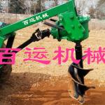 百运供应开沟机 植树挖坑机价格 多功能微耕机