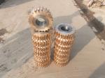 专业生产人防工程用铜蜗轮,螺母