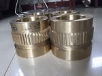 來圖加工摩擦壓力機鋁青銅螺母