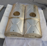 砂型鑄造高精沖床銅滑板