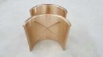 專業生產回轉窯配件大型銅套,軸瓦