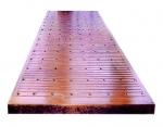 定制生產連續軋鋼結晶器銅板