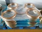 定制生產風電增速箱配件銅環
