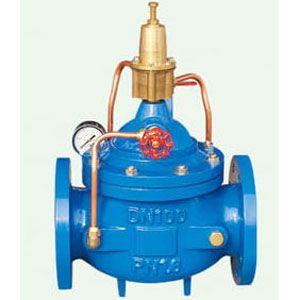成都水利控制阀价格 西南成都500X泄压/持压阀定做厂家