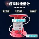 水管道计量表消防超声波流量计流量测试监控装置DN50 65