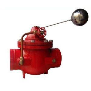 西南四川G100X-16Q沟槽式遥控浮球阀 直销