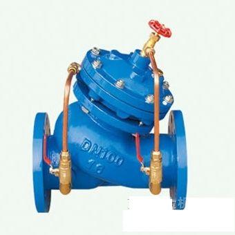 西南四川JD745X多功能水泵控制阀定做厂家