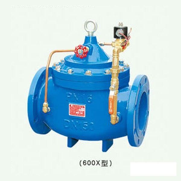 成都600X电动控制阀厂家直销 成都水利控制阀价格