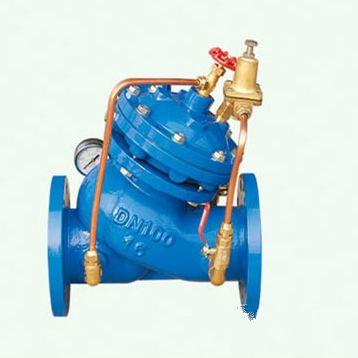 四川YX741X可调式减压稳压阀直销 成都水利控制阀价格