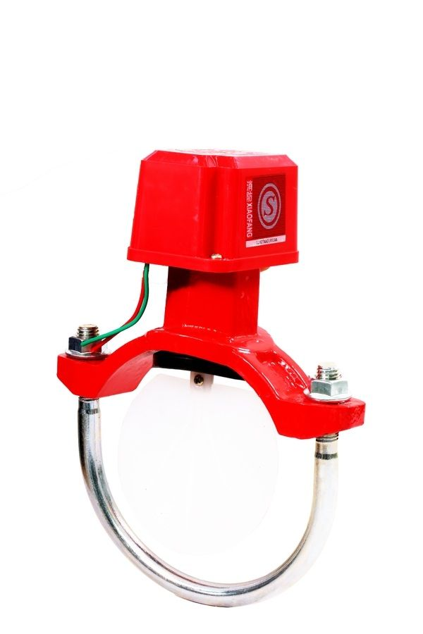 上海冠龙阀门 ZSJZ-16 马鞍式水流指示器 DN100