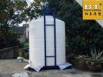 柏泰供应慈溪10吨塑料水箱污水处理耐酸碱工业储罐