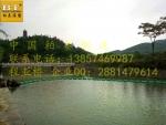 杭州塑料拦污浮筒 旅游区水面拦污排 拦污漂