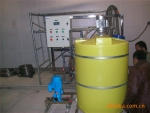 武義專業生產液體2噸攪拌桶 柏泰牌水處理加藥箱批發
