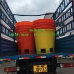 慈溪咸菜腌制桶 食品级塑料圆桶定做厂家