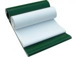 供应PU挡板输送带 PVC挡板输送带 白色挡板带